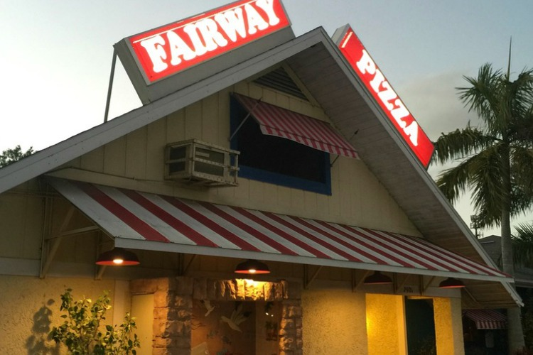 Fairway Pizza Review